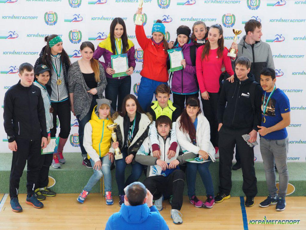участники чемпионата хмао по легкой атлетике