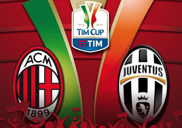 Ювентус Милан 21 мая финал кубка Италии