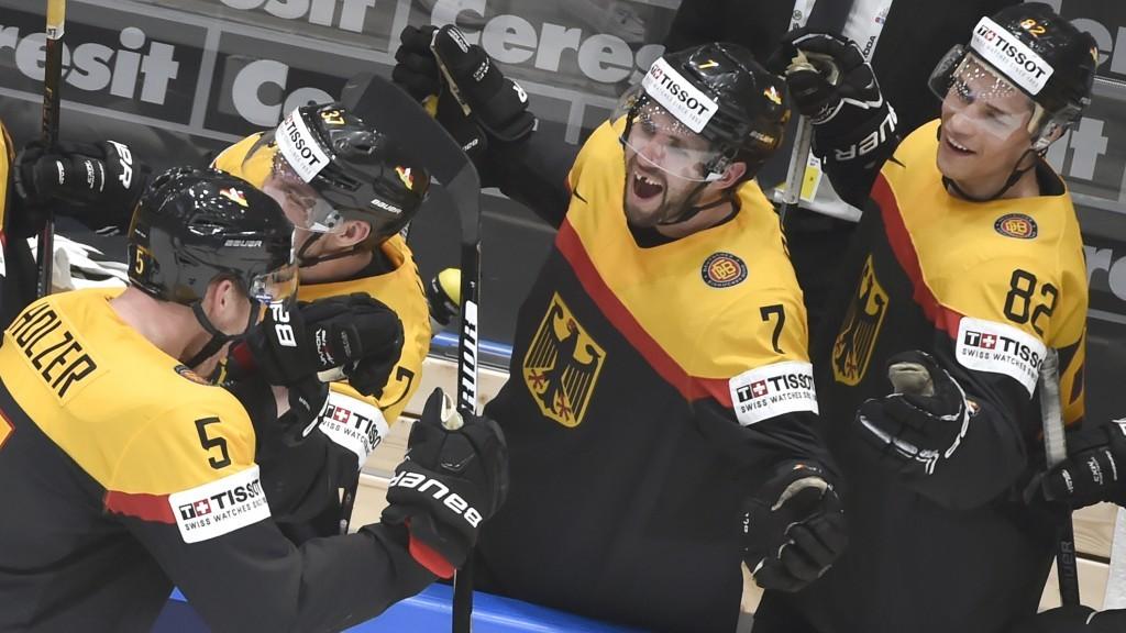 сборная Германии по хоккею 16 мая