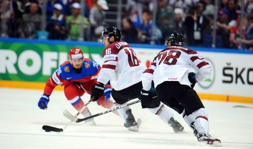 Латвия - Норвегия 17 мая