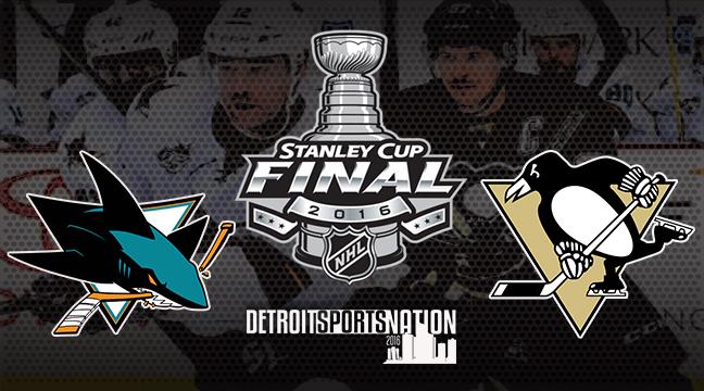 Питтсбург Пингвинз — Сан-Хосе Шаркс финал НХЛ