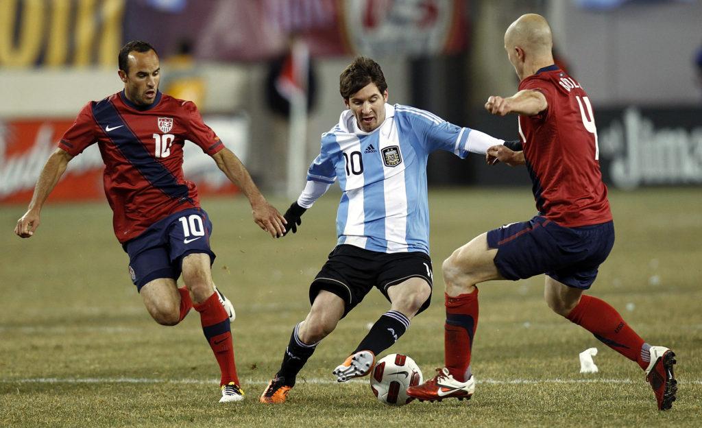 Аргентина - США кубок Америки 2016