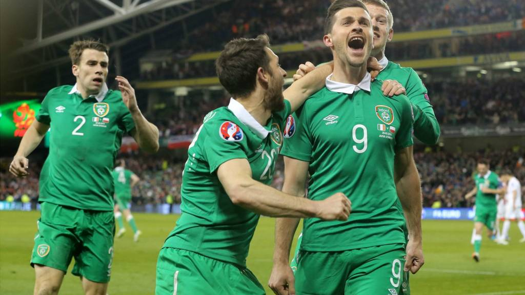 Сборная Ирландии по футболу 2016