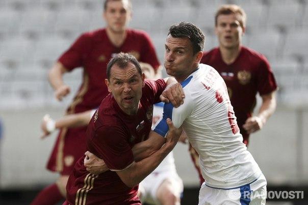 Сборная России подготовка к ЕВРО 2016