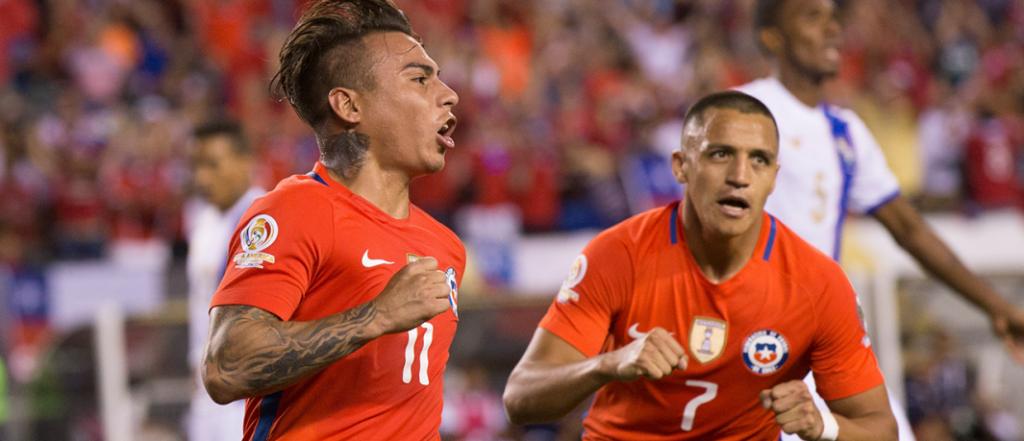 Чили - Колумбия кубок Америки 2016