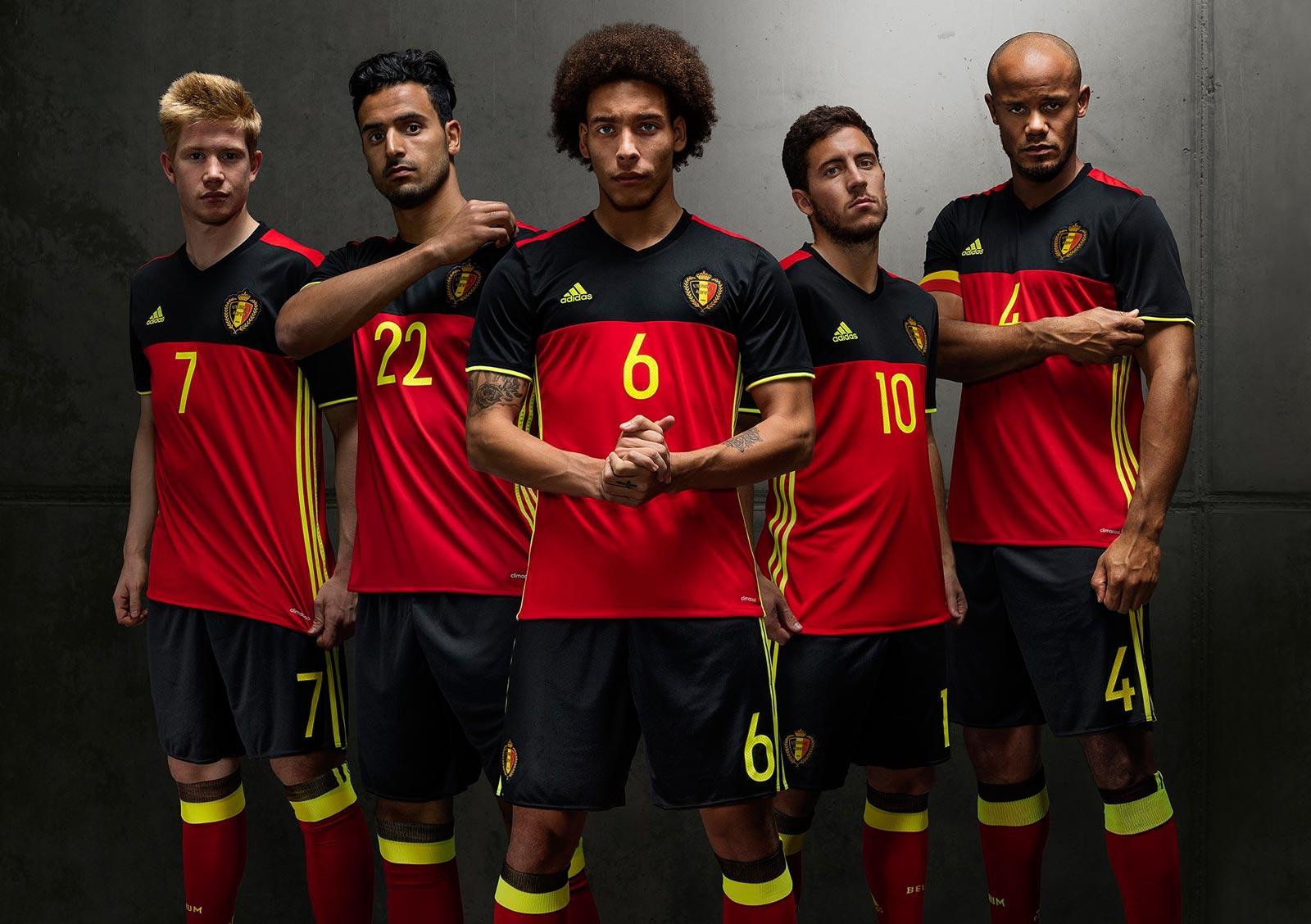Сборная Бельгии по футболу на ЕВРО-2016