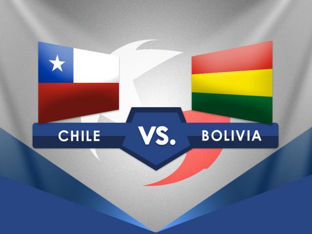 Чили Боливия Кубок Америки 2016