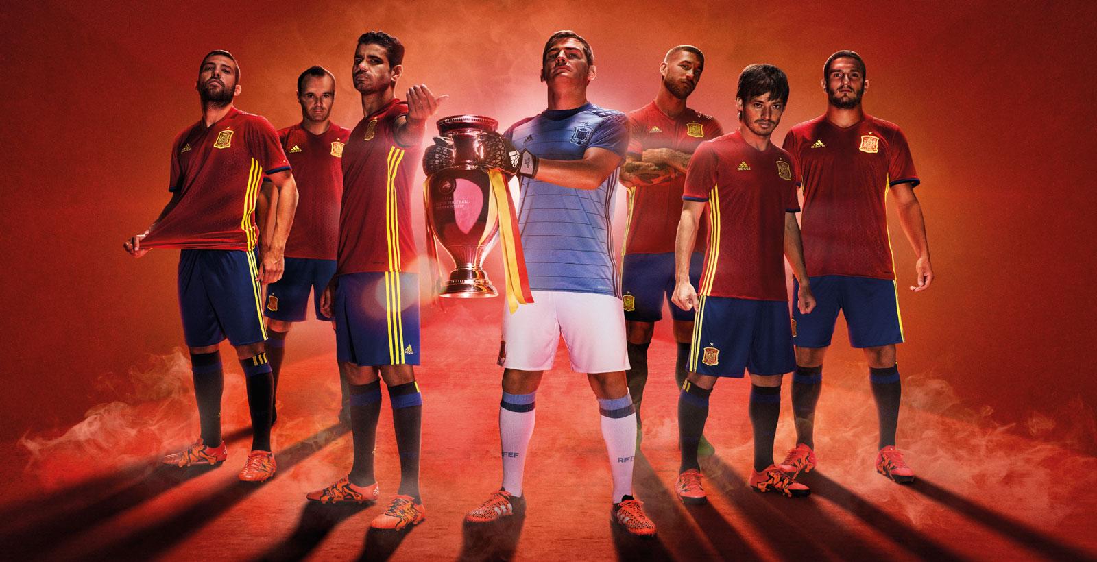 Сборная Испании на чемпионате Европы по футболу 2016