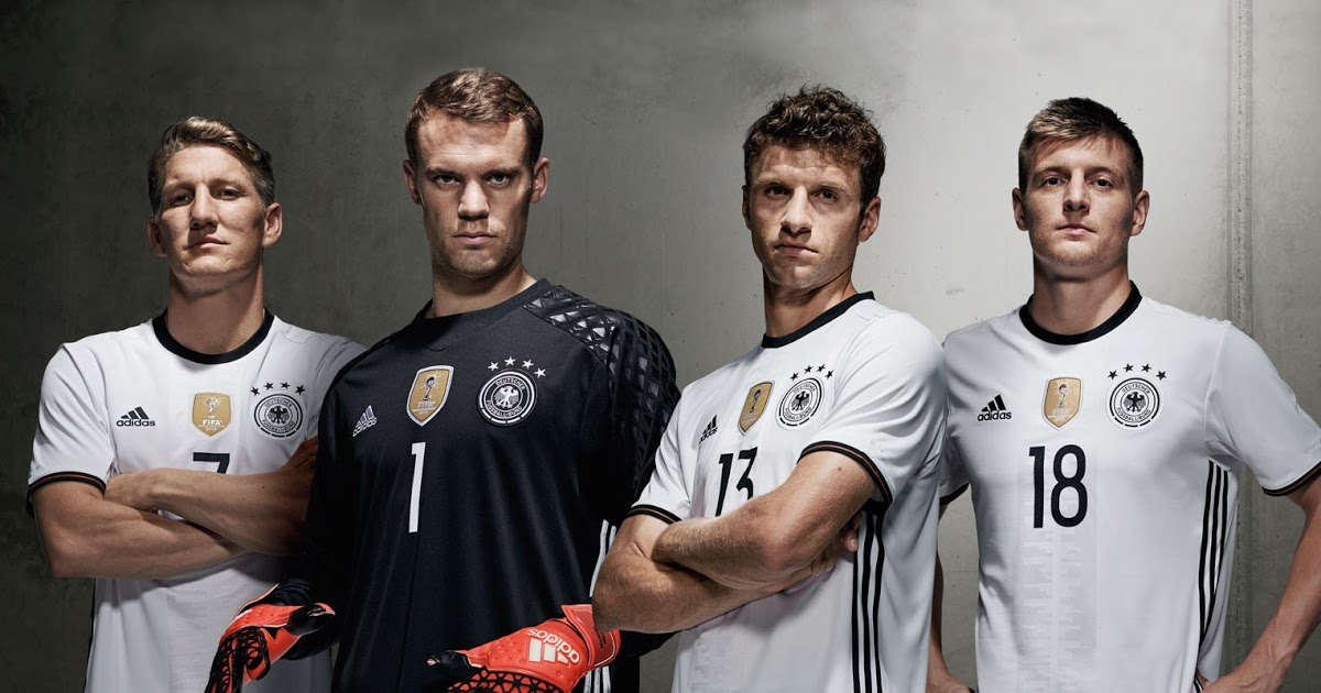 Фото сборной Германии на ЕВРО-2016