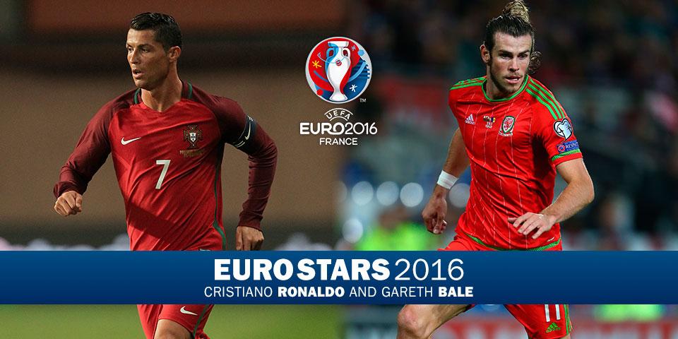 Португалия - Уэльс на чемпионате Европы по футболу