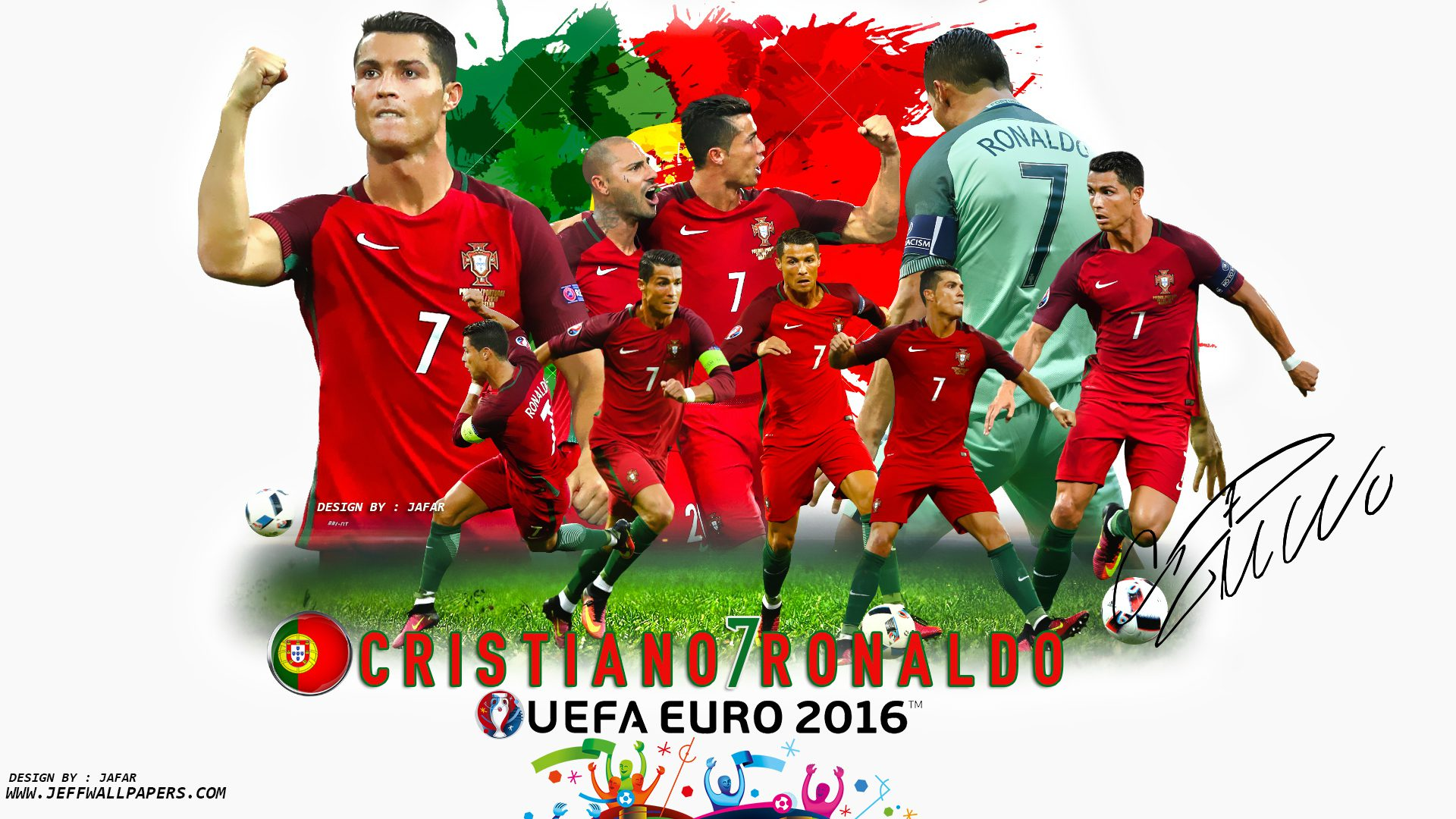 Сборная Португалии по футболу чемпионы Европы 2016