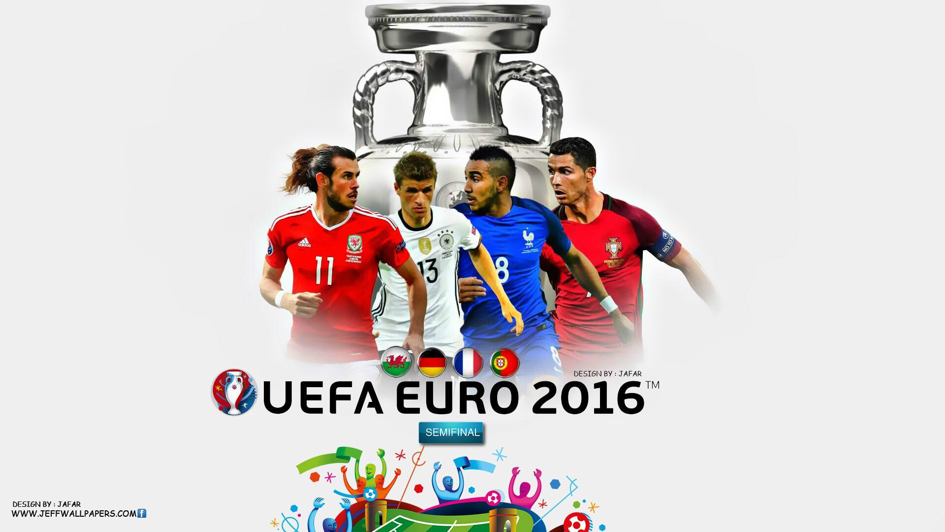 Лучшие сборные по футболу в Европе