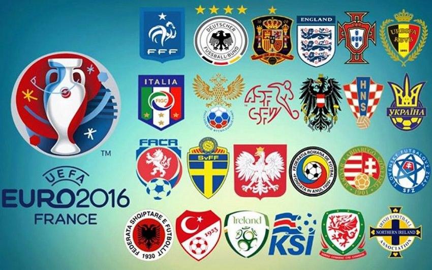 футбольные федерации на чемпионате Европы