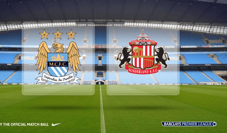 Манчестер Сити - Сандерленд 13 августа 2016