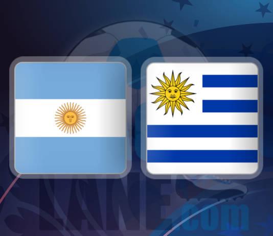 Аргентина - Уругвай 2 сентября 2016