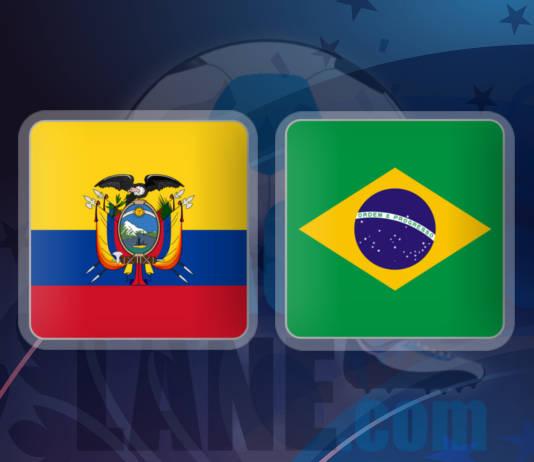Эквадор - Бразилия 2 сентября 2016