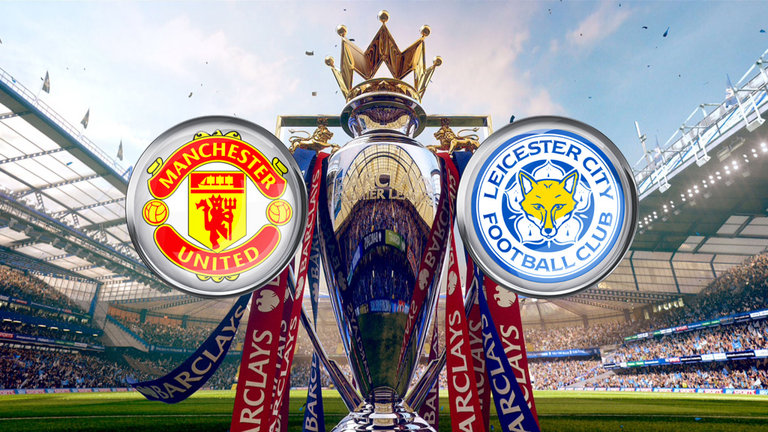 Лестер - Манчестер Юнайтед 7 августа 2016 года Суперкубок Англии