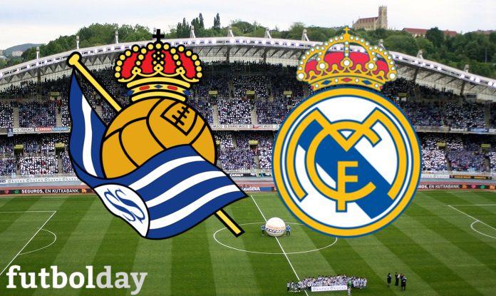 Реал Сосьедад - Реал Мадрид 21 августа 2016
