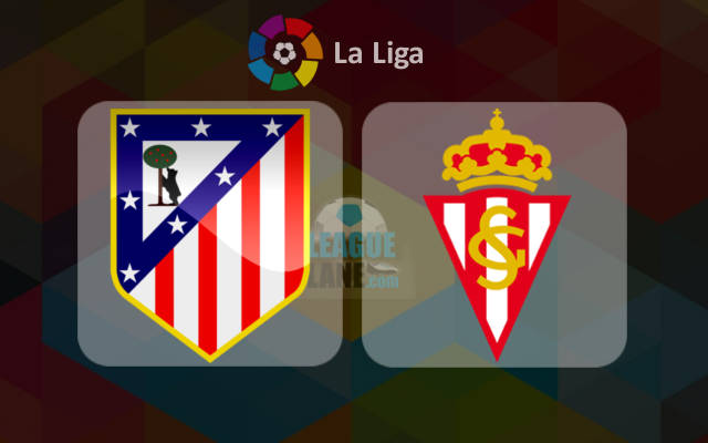 Атлетико Мадрид - Спортинг Хихон 17 сентября 2016