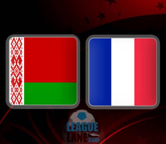 Беларусь - Франция 6 сентября 2016 года