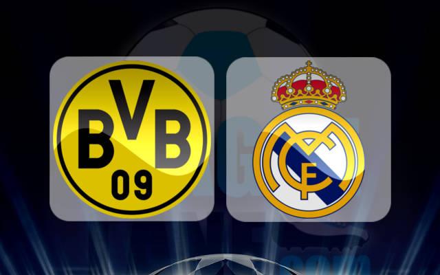 Боруссия Дортмунд - Реал Мадрид 27 сентября 2016 года