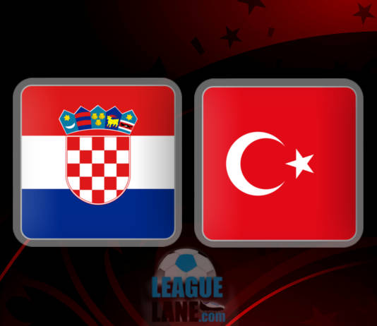 Хорватия - Турция 5 сентября 2016