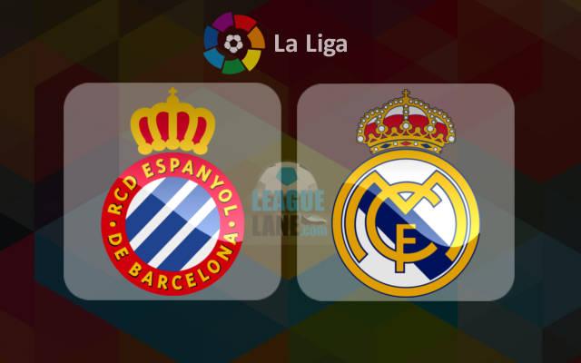 Эспаньол - Реал Мадрид 17 сентября 2016 года