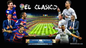 Криштиану Роналду против Барселоны