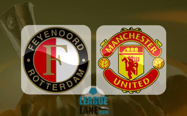 Фейеноорд - Манчестер Юнайтед 15 сентября 2016
