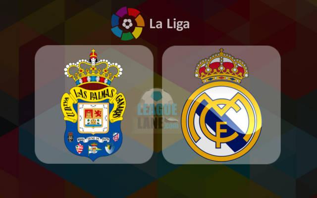 Лас-Пальмас - Реал Мадрид 24 сентября 2016 года