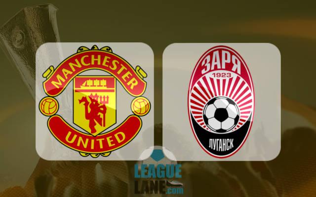 Манчестер Юнайтед - Заря 29 сентября 2016 года