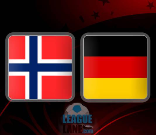 Норвегия - Германия 4 сентября 2016
