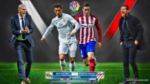 Криштиану Роналду против Атлетико Мадрид. Сравнение с Гризманом