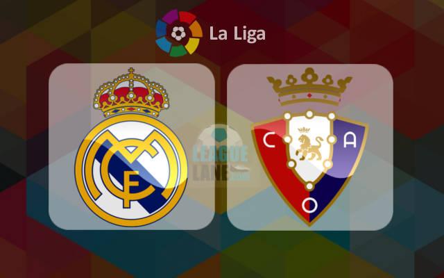 Реал Мадрид - Осасуна 10 сентября 2016 года