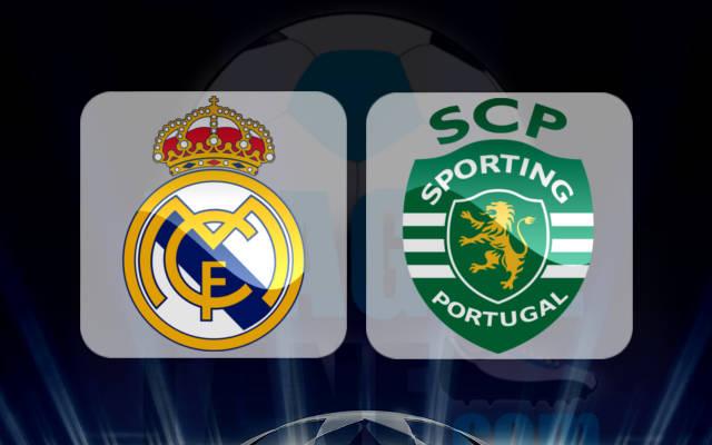 Реал Мадрид - Спортинг Лиссабон 14 сентября 2016