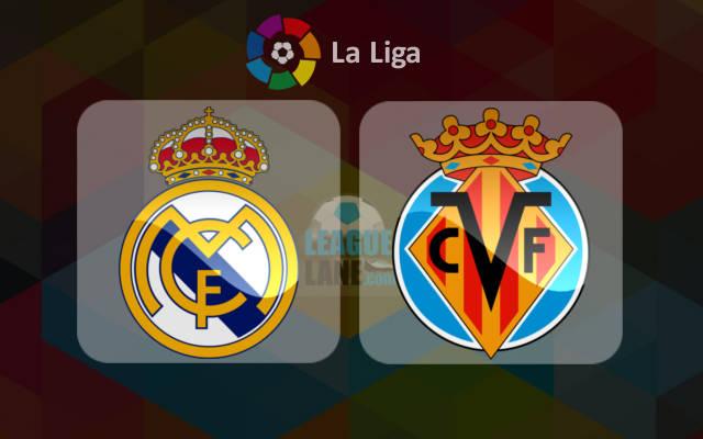 Реал Мадрид - Вильярреал 21 сентября 2016 года