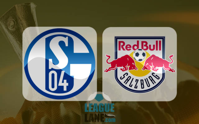 Шальке 04 - Ред Булл Зальцбург 29 сентября 2016 года