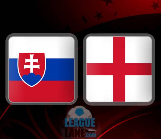 Словакия - Англия 4 сентября 2016