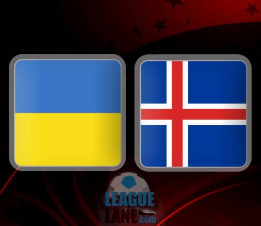 Украина - Исландия 5 сентября 2016