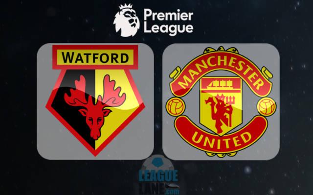 Уотфорд - Манчестер Юнайтед 18 сентября