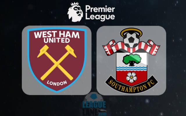 Матч Вест Хэм - Саутгемптон 25 сентября 2016
