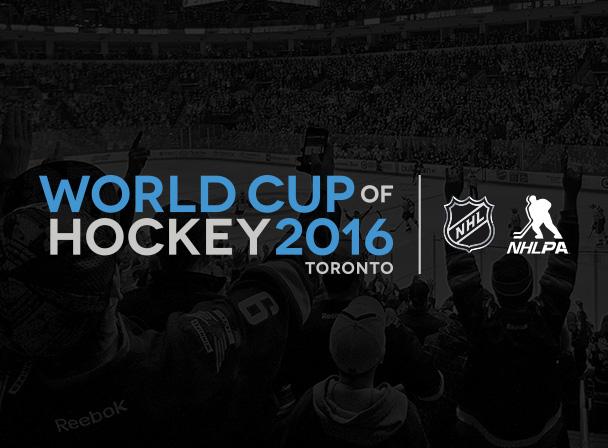 Кубок Мира по хоккею 2016 года в Канаде