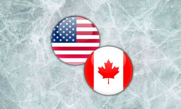 Канада - США 11 сентября