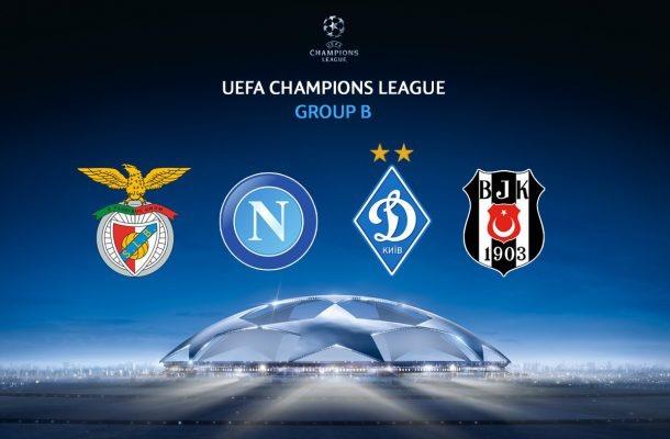 Прогноз на фаворитов группы Б Лига Чемпионов УЕФА