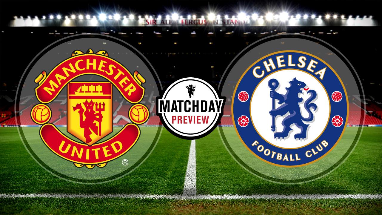 Челси - Манчестер Юнайтед 23 октября 2016 года