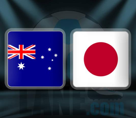 Австралия - Япония 11 октября 2016 года