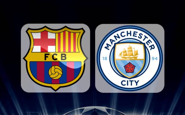 Барселона - Манчестер Сити 19 октября 2016 года