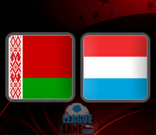 Беларусь - Люксембург 10 октября 2016
