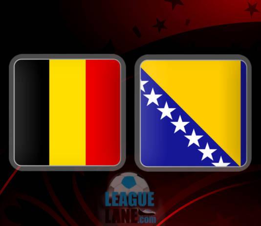 Бельгия - Босния и Герцеговина 7 октября 2016 года