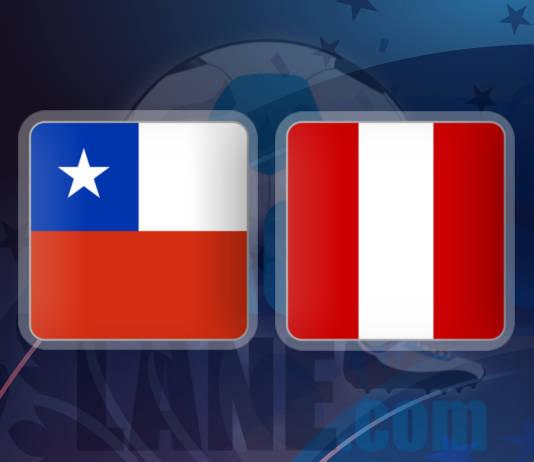 Чили - Перу 12 октября 2016 года